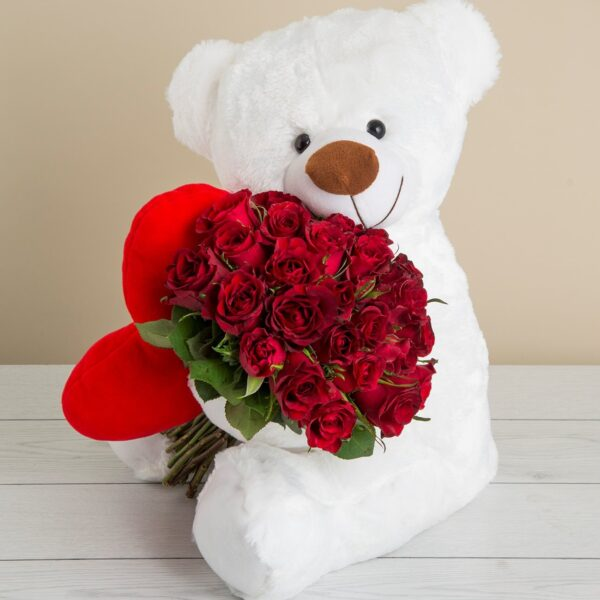 Bear And Roses Send Turkey