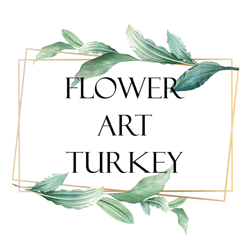 Flower Send Turkey - Flower Art Turkey