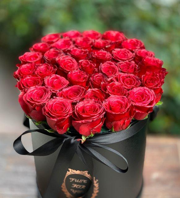 Red Roses Send Turkey
